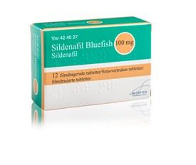 Sildenafil Bluefish Review