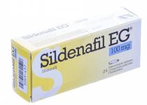 Sildenafil EG Review