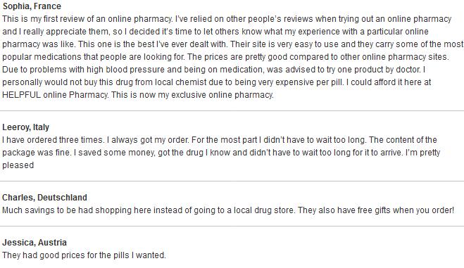 Good Pills Customer Reviews