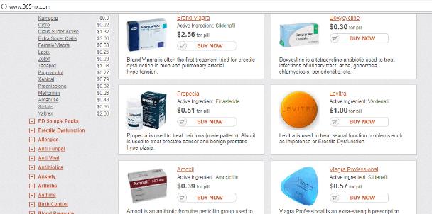 Trust Pharmacy Homepage