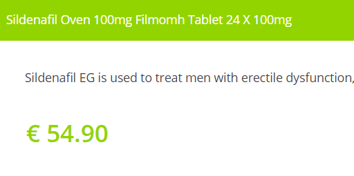 How to Buy Sildenafil EG Online